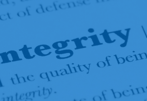 Integrity Suomeksi