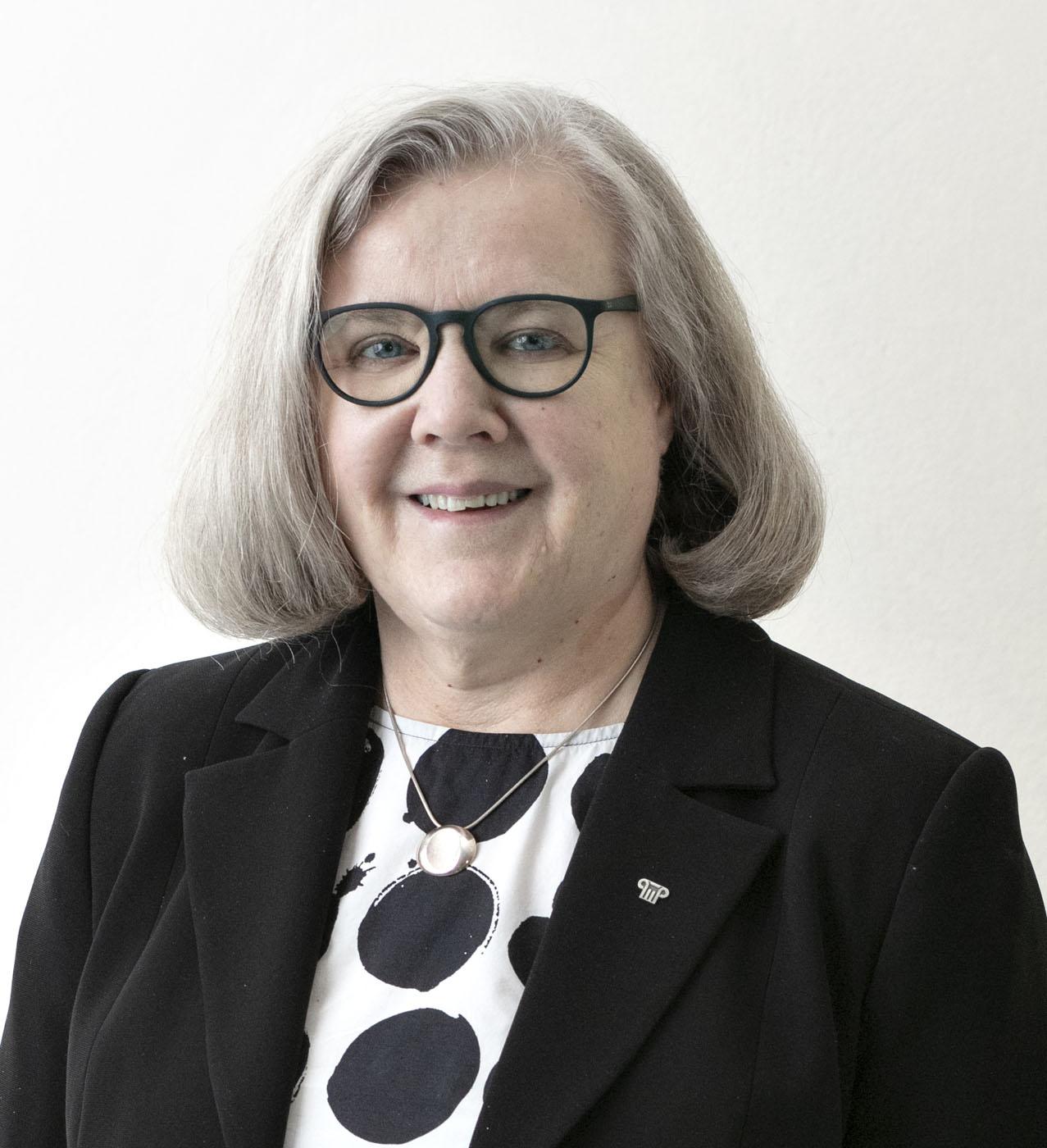 Ordförare Riitta Keiski